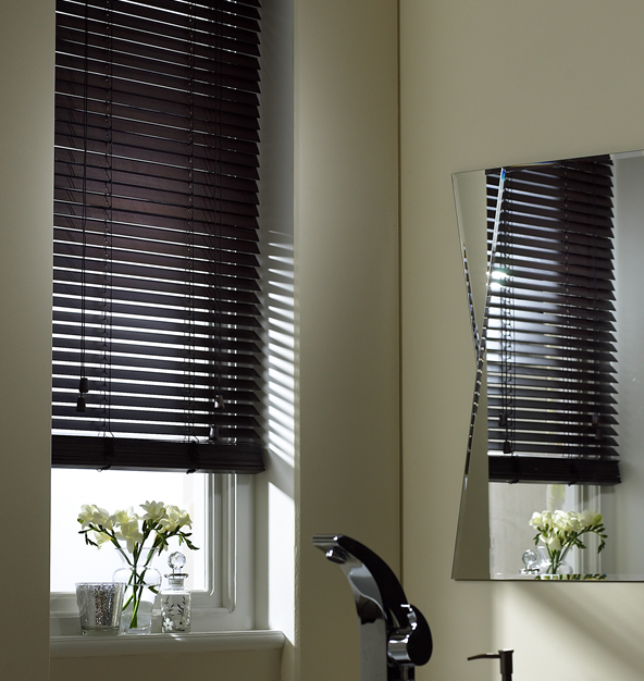 VALE 50mm Next Day Express Wooden Venetian Blind